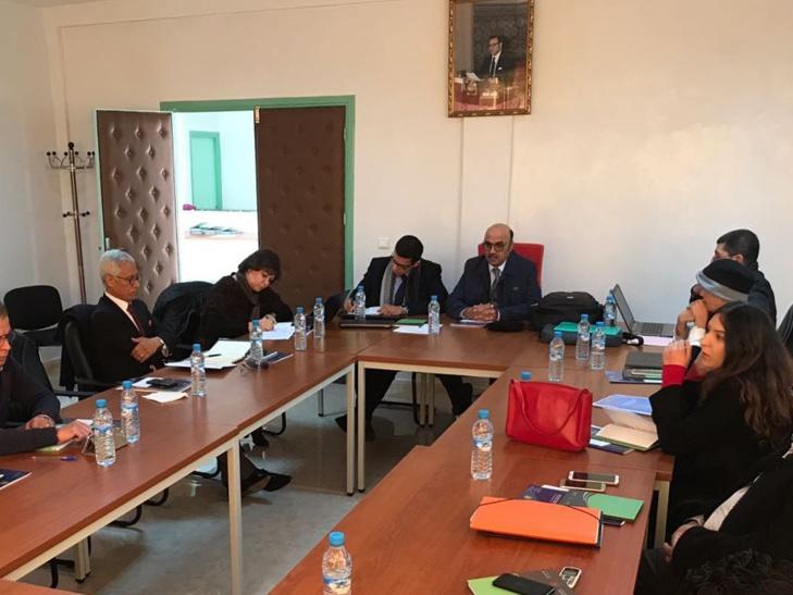 المدير الجهوي لوزارة الصحة يعقد لقاء تواصليا مع فعاليات من المجتمع المدني بمراكش