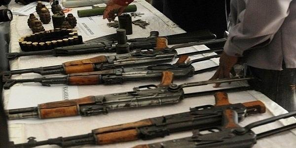 الأمن يحجز أسلحة نارية أدخلها مهاجر مغربي من بلجيكا