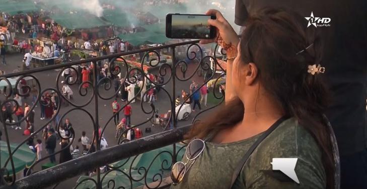بالفيديو.. تسجيل أعلى الإيرادات السياحية بمراكش