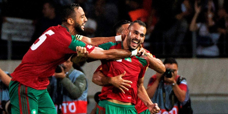 اربعة لاعبين مغاربة ضمن التشكيلة المثالية لإفريقيا في 2017