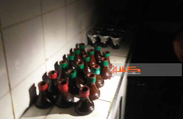 السلطات بمراكش تعلن الحرب على مقاهي الشيشة وكشـ24 تكشف الحصيلة + صور