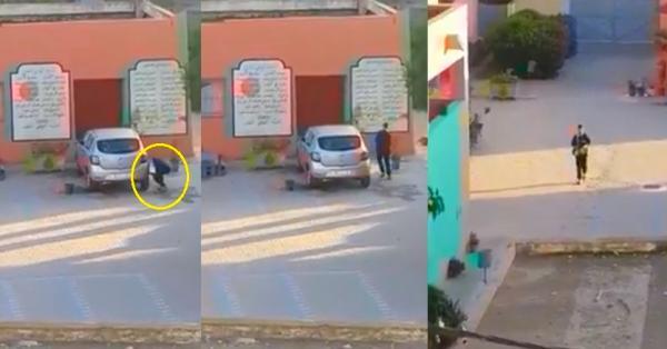 إصدار عقوبات على خلفية ظهور تلميذ يغسل سيارة معلم خلال فترة تمدرسه