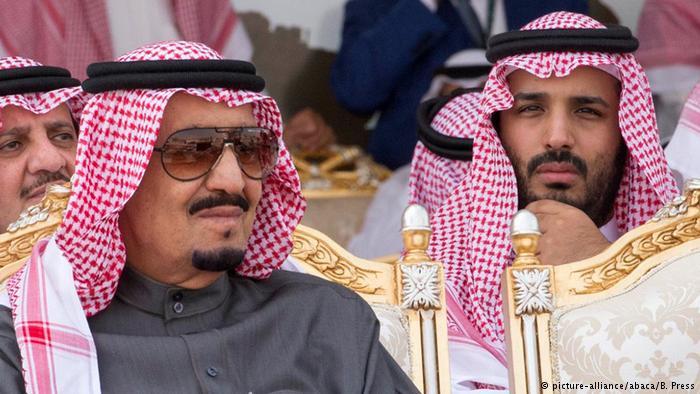 اعتقال 11 أميرا سعوديا تجمهروا في قصر الحكم بالرياض