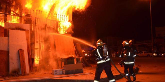 اشتعال النيران في أحد المساكن بالرباط يخلف عددا من الإصابات