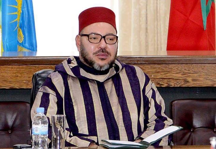الملك محمد السادس يبعث رسالة خطية إلى الشيخ محمد بن زايد آل نهيان