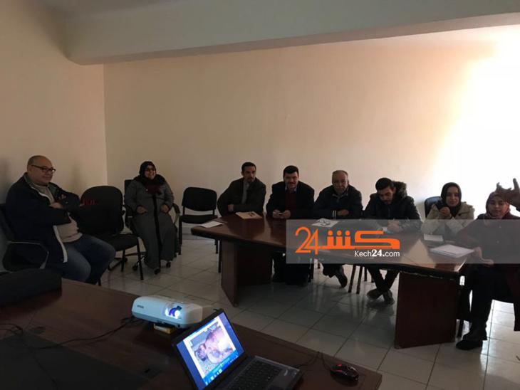المجلس الجماعي لمراكش يٌعزِّز الموارد البشرية لمكتب حفظ الصحة بأطباء جدد + صور