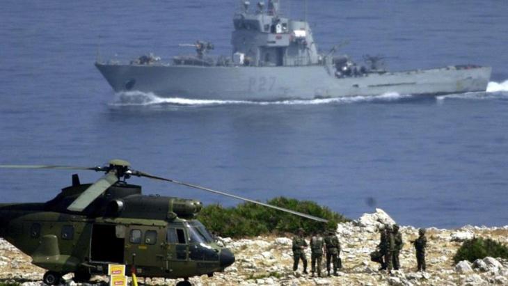 إسبانيا تقيم قاعدة عسكرية فوق جزر مغربية محتلة
