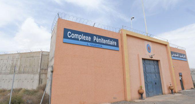 سابقة: سجن الأوداية بمراكش يحتضن مباريات بطولة إفريقيا لكرة القدم