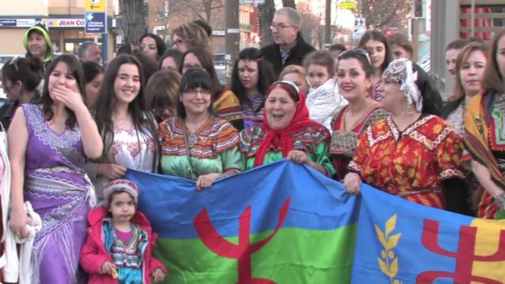 الجزائر تُصدر أول بيان رسمي باللغة الأمازيغية لأول مرة في تاريخ البلاد