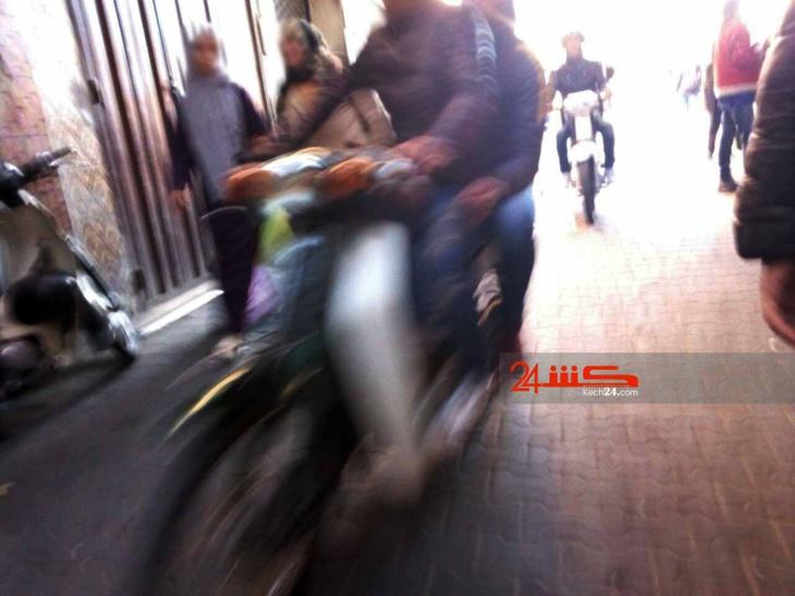 فوضى الدراجات النارية في المدينة العتيقة تثير استياء الراجلين بمراكش