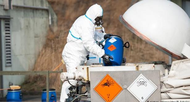 منظمة حظر الأسلحة الكيميائية تعلن انتهاء تدمير مخزون ليبيا