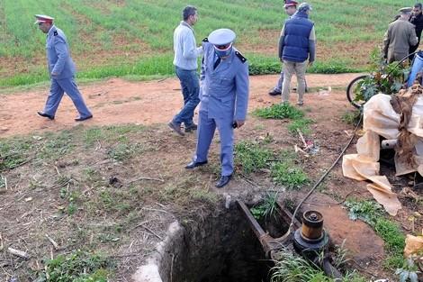 عاجل: مصرع عامل في قعر بئر ضواحي مراكش
