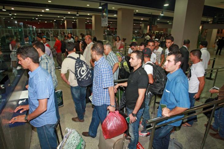 انطلاق عملية ترحيل آخر دفعة من المغاربة العالقين في ليبيا