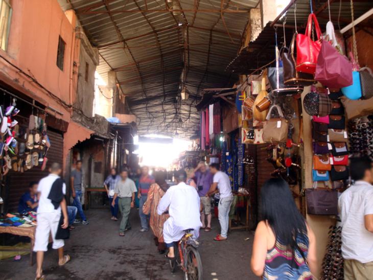 استفحال جرائم السرقة يثير تدمر تجار بالمدينة العتيقة لمراكش