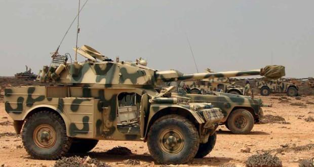 الحكومة تصادق على مرسومين يتعلقان بتدبير وتخزين عتاد الجيش
