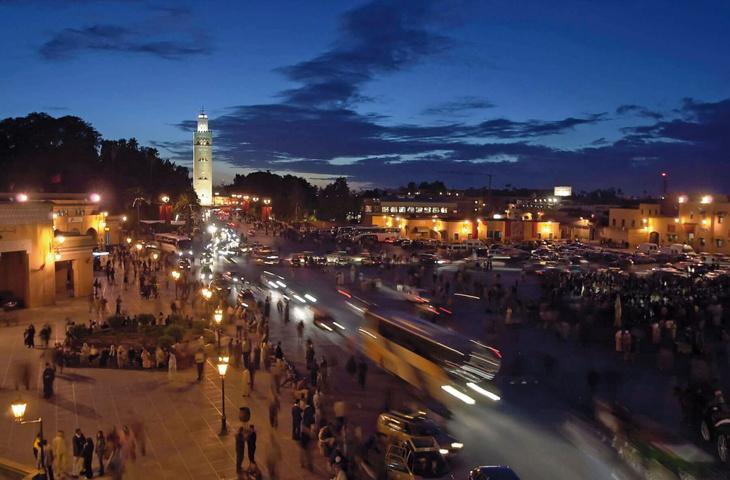 الصحافة الفيتنامية تعتبر مراكش أفضل مدينة في العالم