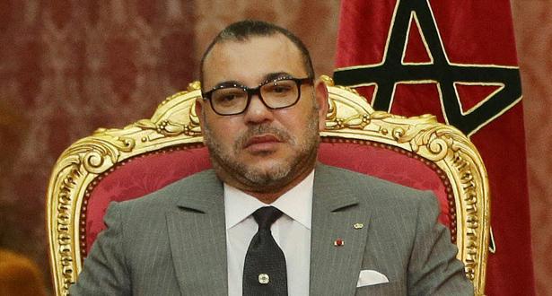 الملك محمد السادس يعزي رئيس جمهورية مدغشقر على إثر الإعصار المداري آفا