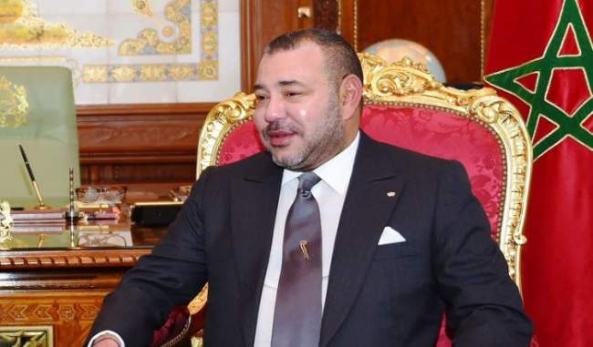 الملك محمد السادس يهنىء