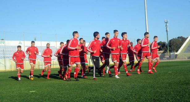 المنتخب المغربي للمحليين يُجري آخر حصة تدريبية قبل مواجهة غينيا بمعنويات عالية + صور