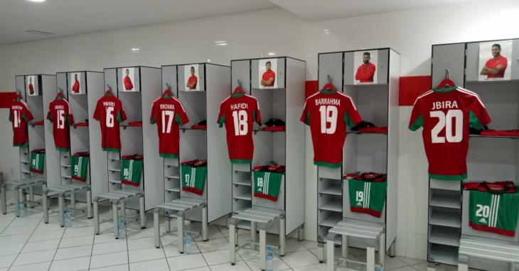هذه هي التشكيلة التي سيواجه بها المنتخب المغربي نظيره الغيني