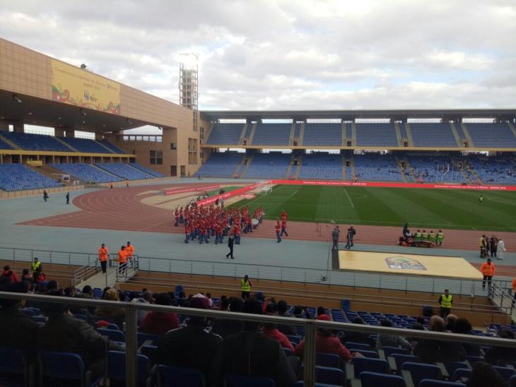 إصطدام منتخب الفيلة بزامبيا عنوان منافسات اليوم الثاني من الشان بمراكش