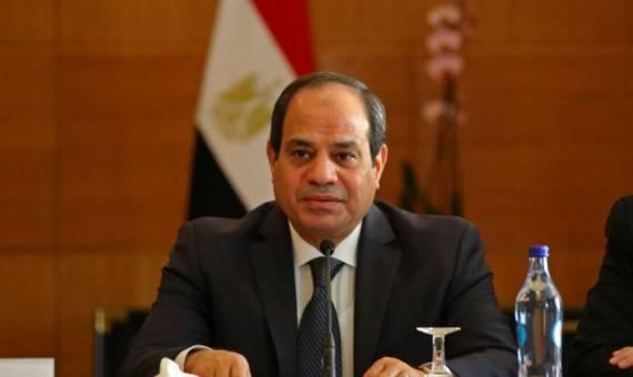 الرئيس المصري عبد الفتاح السيسي يعلن ترشحه لولاية جديدة