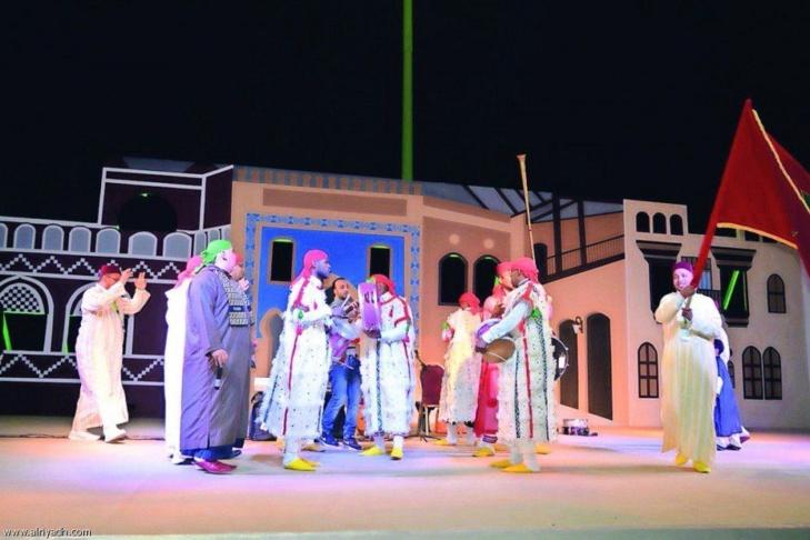 تكريم أبناء المرابطين واستعراض التراث المراكشي في «ليالي شرقية» بالسعودية