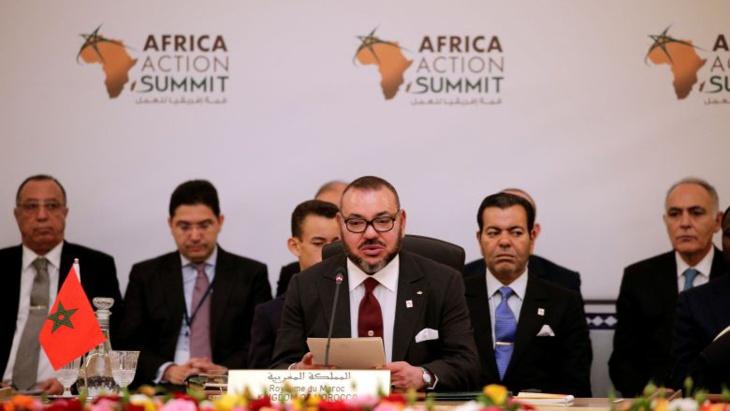 ليبريا تؤكد دعمها ترشيح المغرب لعضوية المجموعة الاقتصادية لغرب إفريقيا