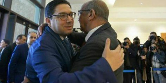 هكذا استقبل مساهل بوريطة في الجزائر بعد مهاجمته للمغرب + صور
