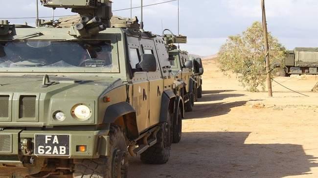 تقرير أميركي يقر بتفوق الجيش المغربي في شمال غرب أفريقيا