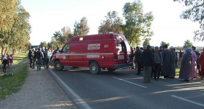 حادثة سير خطيرة تزهق روح رجل على الطريق الوطنية بين مراكش والصويرة