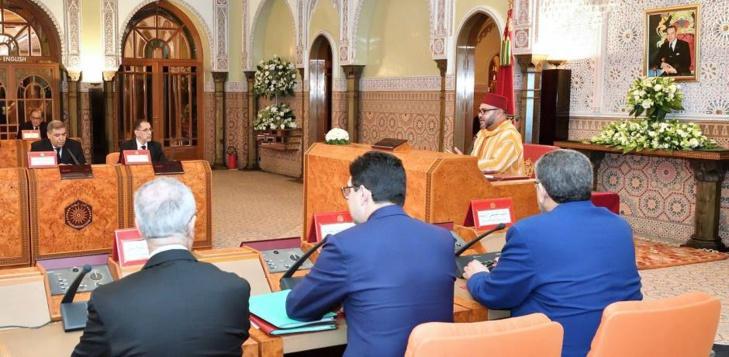 عاجل: هذه أسماء الوزراء الجدد الذين عينهم الملك محمد السادس خلفا للذين عصف به الزلزال الملكي