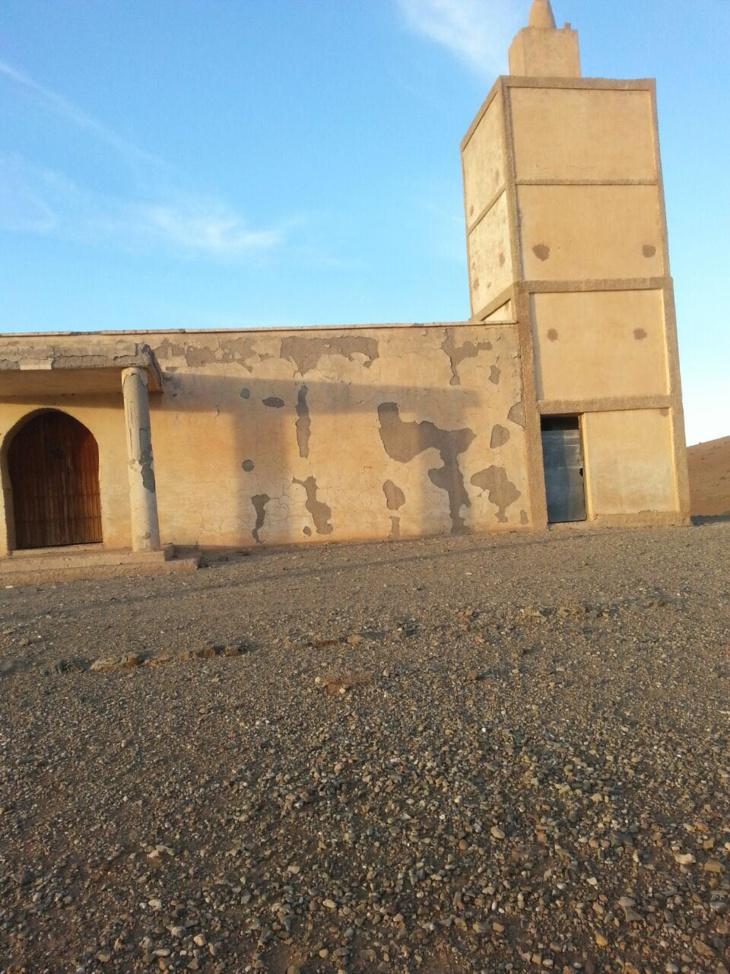 نداء للمحسنين من أجل المساهمة في إصلاح وتجهيز مسجد ضواحي مراكش