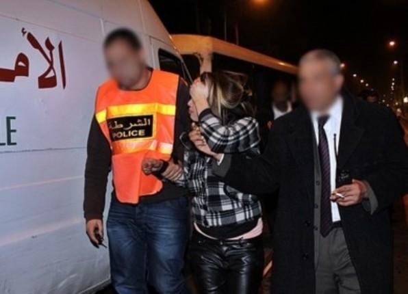 اعتقال مهربة مخدرات وبحوزتها 52 كيلوغراما من مخدر الشيرا