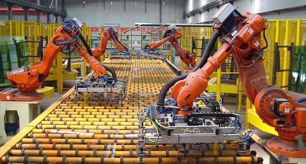 مقاطعة صينية تعتزم إدخال عشرين ألف روبوت صناعي في الصناعات التحويلية