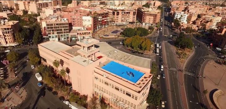 وفد فلندي يزور مراكش ويطلع على فرص الاستثمار المتاحة بجهة مراكش