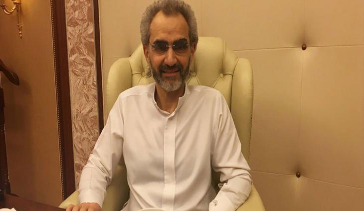 بعد احتجازه لشهرين.. الإفراج عن الأمير الوليد بن طلال