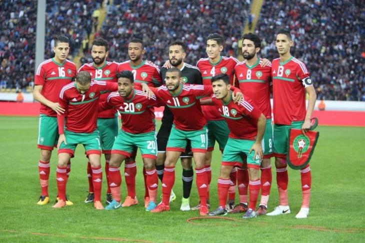 هذه تشكيلة المنتخب المغربي المحلي أمام ناميبيا