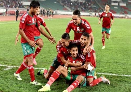 المنتخب المغربي يتأهل لنصف نهائي