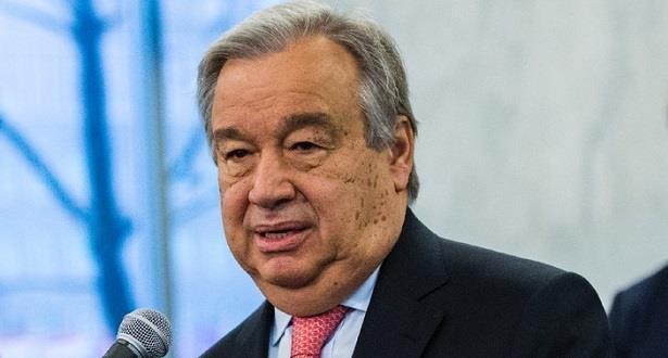 الأمين العام للأمم المتحدة يزور المعرض المخصص لمساهمة المغرب في عمليات السلم بإفريقيا