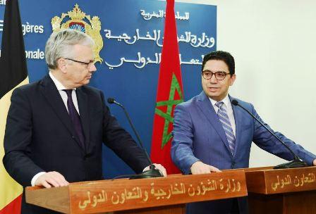 محاربة التطرف ضمن العناصر الأساسية في التعاون البلجيكي المغربي
