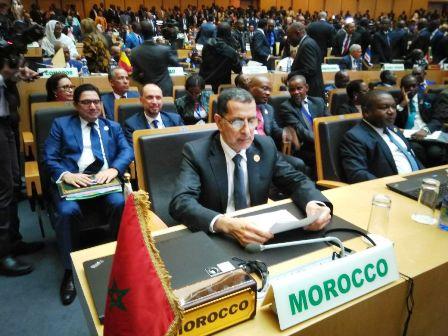 افتتاح أشغال الدورة الثلاثين لقمة الاتحاد الإفريقي بمشاركة المغرب