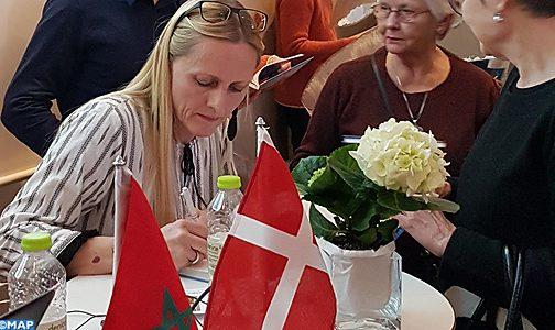 التوقيع في كوبنهاغن على كتاب بعنوان…مراكش الذوق الأماكن والأجواء