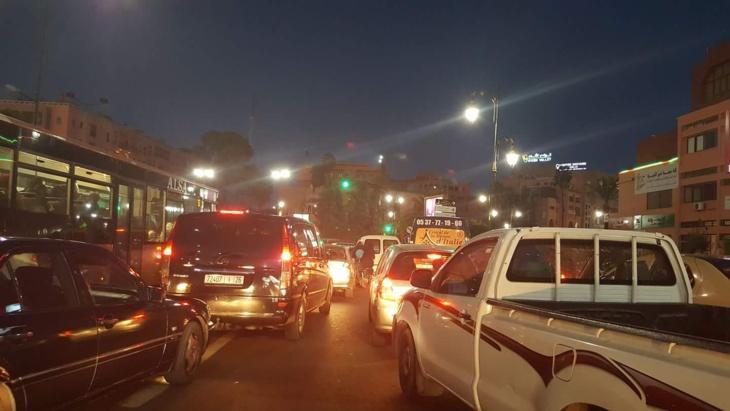 العطلة المدرسية البينية تخنق شوارع مراكش
