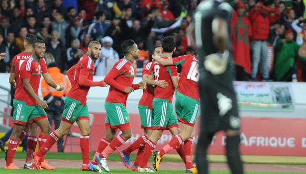 المنتخب المغربي على موعد مع مباراة ديربي مغاربي في نصف نهائي