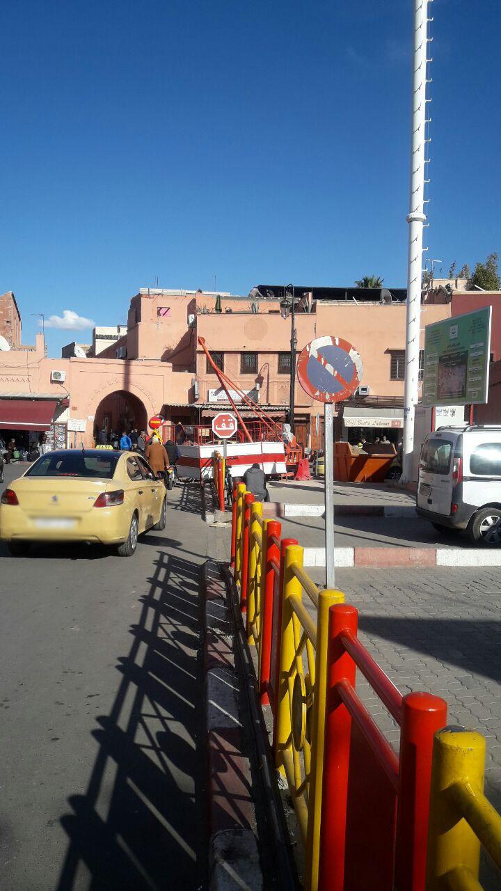 في خرق لقانون التعمير.. تشييد طابق ثاني بشكل عشوائي في قلب المدينة العتيقة لمراكش
