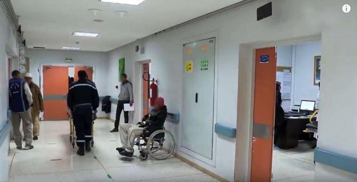أسرة طفل مريض تقاضي مستشفى بمراكش وتتهمه بالاهمال المفضي الى الموت