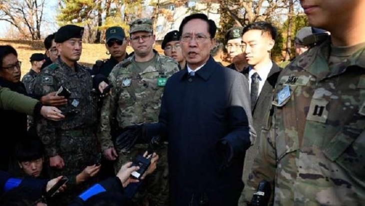 وزير دفاع كوريا الجنوبية: سيتم محو كوريا الشمالية إذا أقدمت على هذا الأمر!