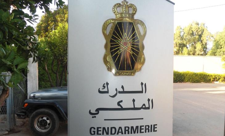عاجل.. إستنفار بمركز الدرك الملكي بسيدي الزوين ضواحي مراكش