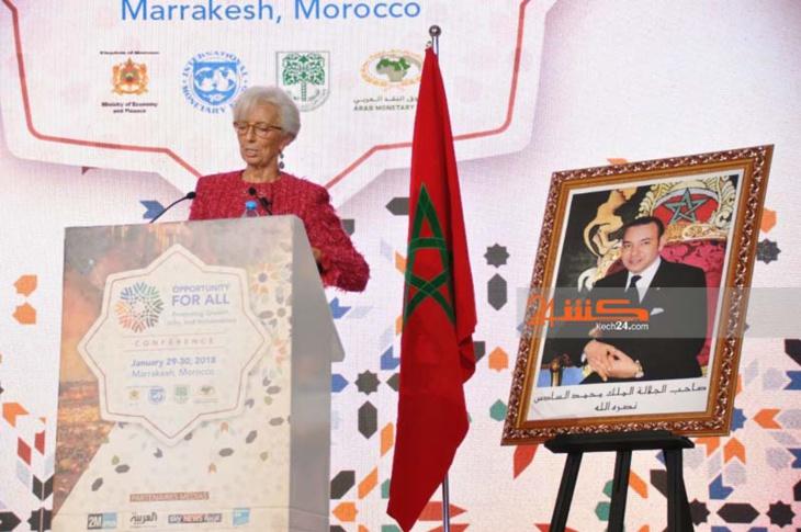 بالصور.. صندوق النقد الدولي يرسم بمراكش خريطة المناخ الاقتصادي في العالم العربي